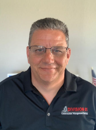Paul Bickford - General Contractor - Division 01 CMS